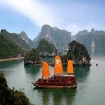 Jusmine cruise halong bay