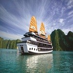 Paradise cruise halong bay, halong bay holidays