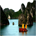 Ginger Halong Bay Cruise, Cruise Halong, Travel Halong