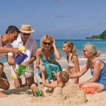Family adventure North Vietnam