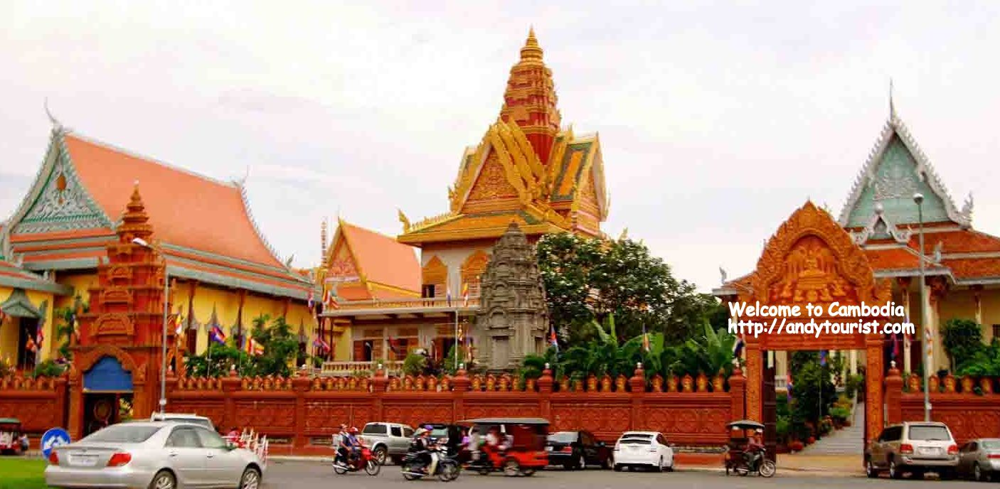 THE HIDDEN TREASURES OF CAMBODIA 4D/3N - ANDYTOURIST