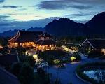 Emeralda Resort Ninh Binh at night