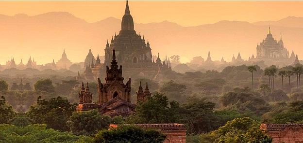 Myanmar adventure package