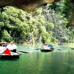 Hoa Lu - Tam Coc Day Trip