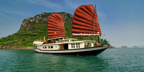 Halong Bay Day tour