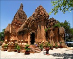 My Son ancient temple - the special place of the central vietnam highlights tour